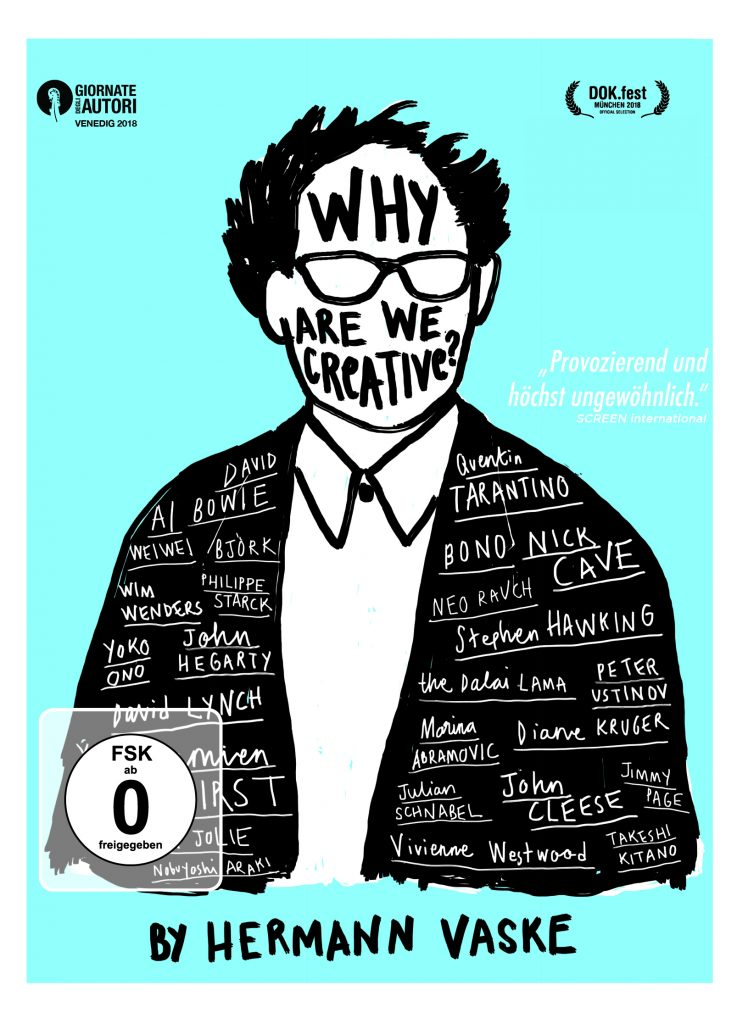 Why are we Creative Film Plakat